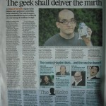 YEP Geek Article